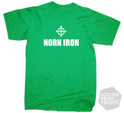 Northern Ireland Norn Iron T-Shirt