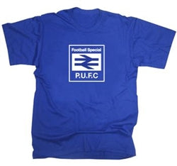 Peterborough United PUFC Football Special T-Shirt
