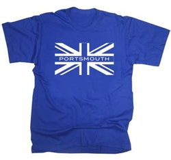 Portsmouth Union Jack T-Shirt