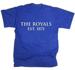 The Royals - Est 1871 T-Shirt