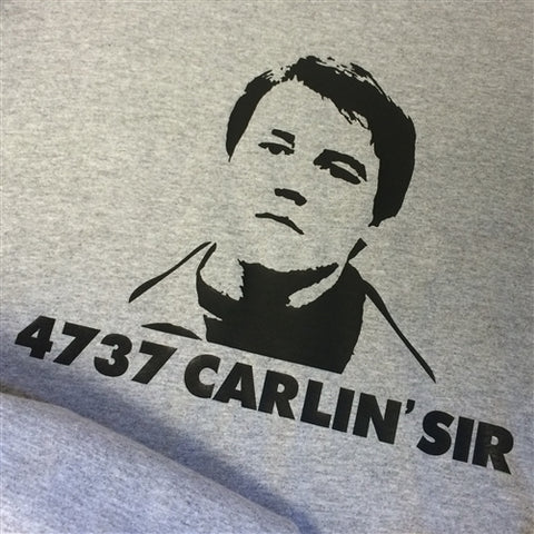 Scum Film '4737 Carlin' Sir!' Quote Ray Winstone T-Shirt