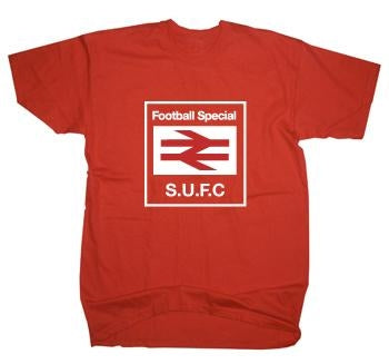 Sheffield United Football Special T-Shirt