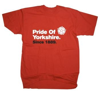 Sheffield 1889 Pride Of Yorkshire T-Shirt