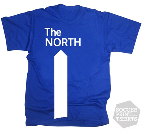 The North Motorway Sign T-Shirt