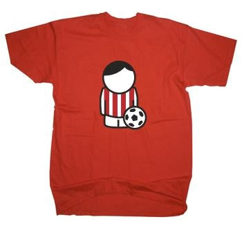 Stoke City Football Player T-Shirt