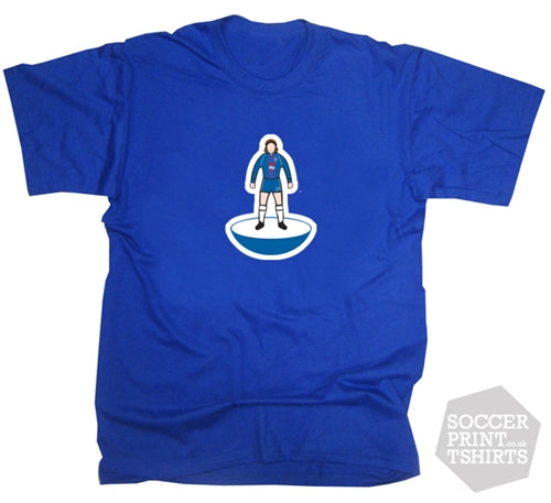 Christophe Dugarry Birmingham City Subbuteo T-Shirt