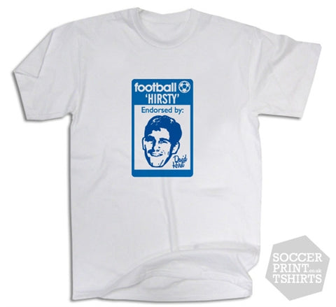 David Hirst Sheffield Wednesday Casuals T-Shirt