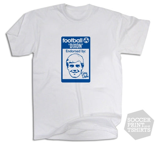 Kerry Dixon Chelsea Originals 80's Casuals T-Shirt