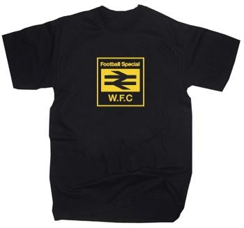 Watford WFC Football Special T-Shirt