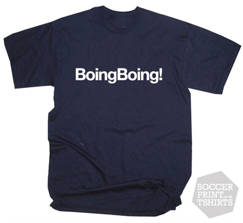 West Brom Cult Boing Boing T-shirt