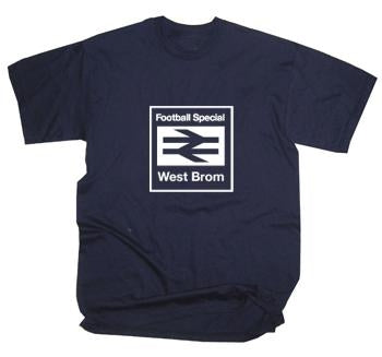 West Brom Hawthorns Football Special T-Shirt