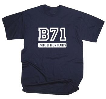 West Brom B71 Pride Of The Midlands T-Shirt