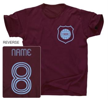 West Ham United Personalised Legend T-Shirt