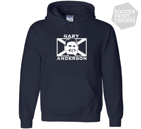 Gary Anderson Scottish Darts Legend T-Shirt