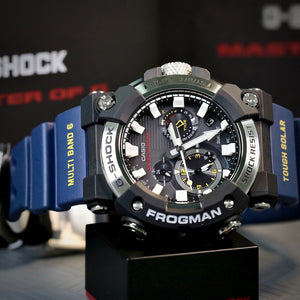 Check out the Casio G-Shock Frogman GWF-A1000 video!
