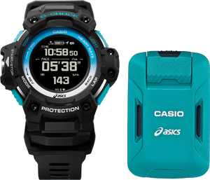 Casio Joined Asics To Create the Best Running Partners - GSR-H1000AS-SET