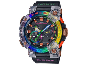 Casio G-shock Master of G Frogman GWF-A1000BRT Borneo Rainbow Toad Frog Multi-color www.watchoutz.com