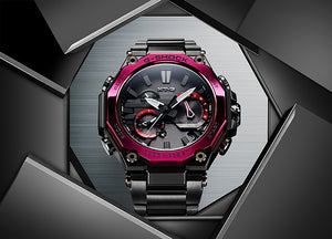 The New CASIO G-SHOCK MTG-B2000