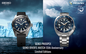 The Seiko Marine Blue 2020! SBDX039 & SBDC123