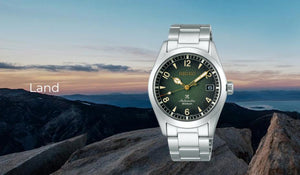 2020 2nd Series of Seiko Alpinist