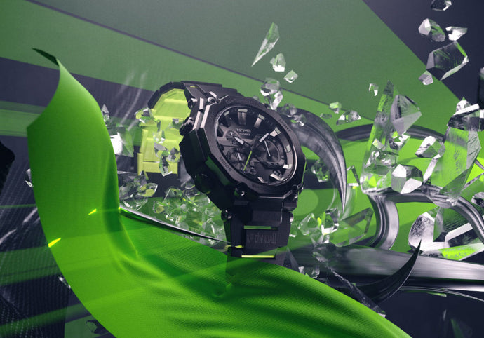"SANKUANZ x G-Shock ""Kill the Wall"" MTG-B2000SKZ-1A Collaboration Watch"