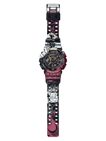 Casio G-shock X One Piece GA-110JOP-1A4 Main www.watchoutz.com
