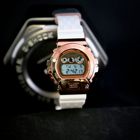 CASIO G-SHOCK X KITH GM-6900KTH-4CR watchoutz.com