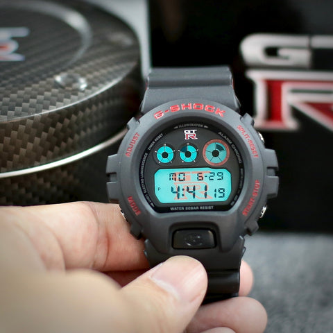 Unbox DW-6900FS-GTR2020 EL-Light KWA2003L00  www.watchoutz.com