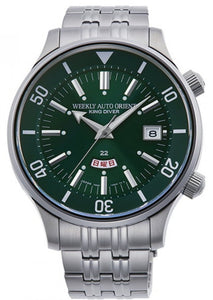 ORIENT REVIVAL KING DIVER 70TH ANNIVERSARY LIMITED MODEL RN-AA0D13E www.watchoutz.com