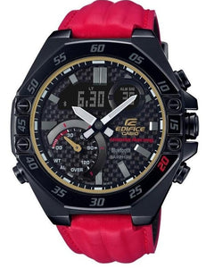 Casio Edifice Honda Racing ECB-10HR-1ADR 20th Anniversary www.watchoutz.com