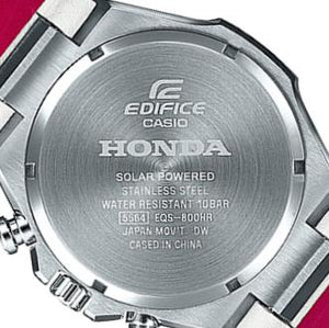 Casio Edifice Honda Racing EQS-800HR-1AER Back www.watchoutz.com