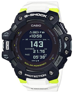 Casio G-Shock G-SQUAD GBD-H1000-1A7 series GPS Tough Workout www.watchoutz.com