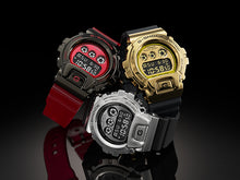 CASIO G-SHOCK GM-6900 Metal Bezel Series Resin Band www.watchoutz.com