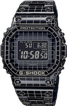Casio G-shock GMW-B5000CS-1 Full Metal Grid Design Time Tunnel www.watchoutz.com