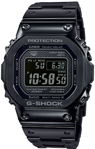 Casio G-shock GMW-B5000GD-1CR Full Metal Black www.watchoutz.com