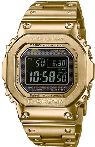 Casio G-shock GMW-B5000GD9-1DR Full Metal Gold www.watchoutz.com