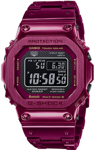 Casio G-Shock Full Metal Red GMW-B5000RD-4 www.watchoutz.com