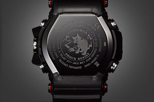CASIO G-SHOCK RANGEMAN GPR-B1000-1DR ceramic case back www.watchoutz.com
