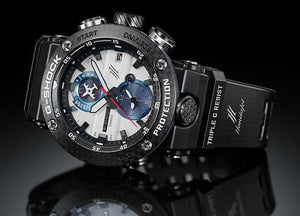 Casio G-Shock GRAVITYMASTER HondaJet Collaboration Model GWR-B1000HJ-1AJR side www.watchoutz.com