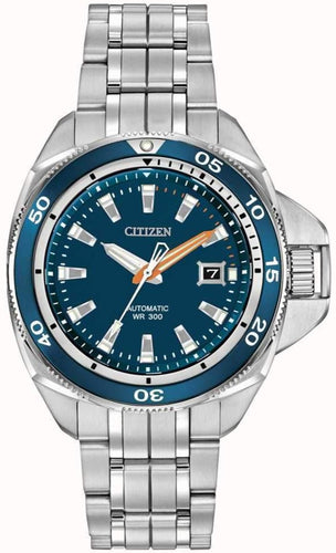 Citizen Grand Touring Automatic Diver's 300M NB1031-53L www.watchoutz.com
