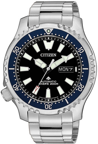 Citizen Promaster Automatic 200M Diver Fugu Asian Limited Edition NY0098-84E www.watchoutz.com