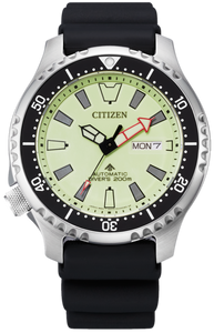 CITIZEN Promaster Automatic 200M Diver Fugu Limited Edition NY0119-19X www.watchoutz.com