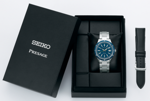 SEIKO PRESAGE JAPAN COLLECTION 2020 LIMITED EDITION Box SARX081 www.watchoutz.com