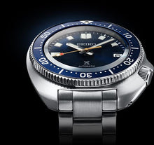 SEIKO PROSPEX DIVER'S WATCH 55TH ANNIVERSARY LIMITED EDITION SBDC123 (SPB183J1) face watchoutz.com