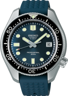 SEIKO PROSPEX AUTOMATIC 1968 PROFESSIONAL DIVER'S 300M HI-BEAT RE-ISSUE SBEX011 / SLA039J1 www.watchoutz.com