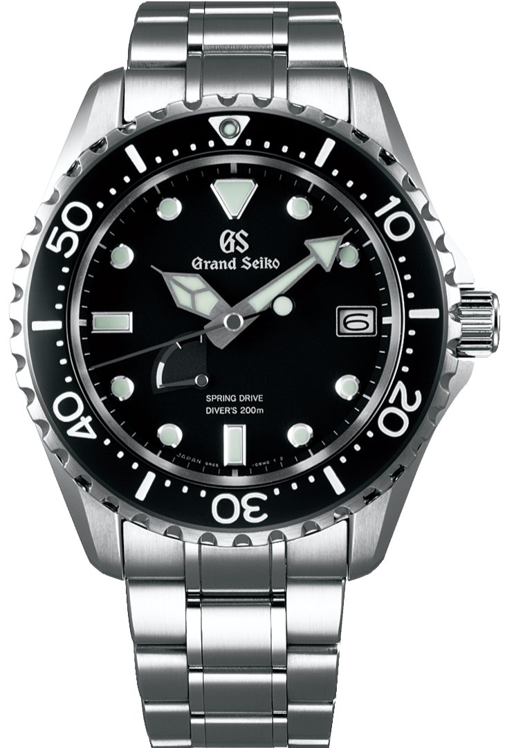 Grand Seiko Sport Collection Spring Drive Diver 200M SBGA229 www.watchoutz.com