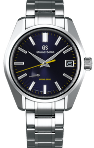 Grand Seiko Isetan Shinjuku Store Watch Salon Limited Edition Automatic Spring Drive Blue SBGA419 www.watchoutz.com