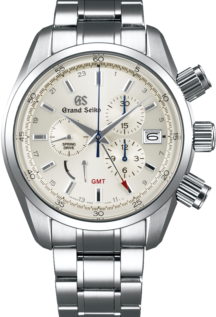 Grand Seiko Sport Collection Spring Drive Chronograph SBGC201 www.watchoutz.com