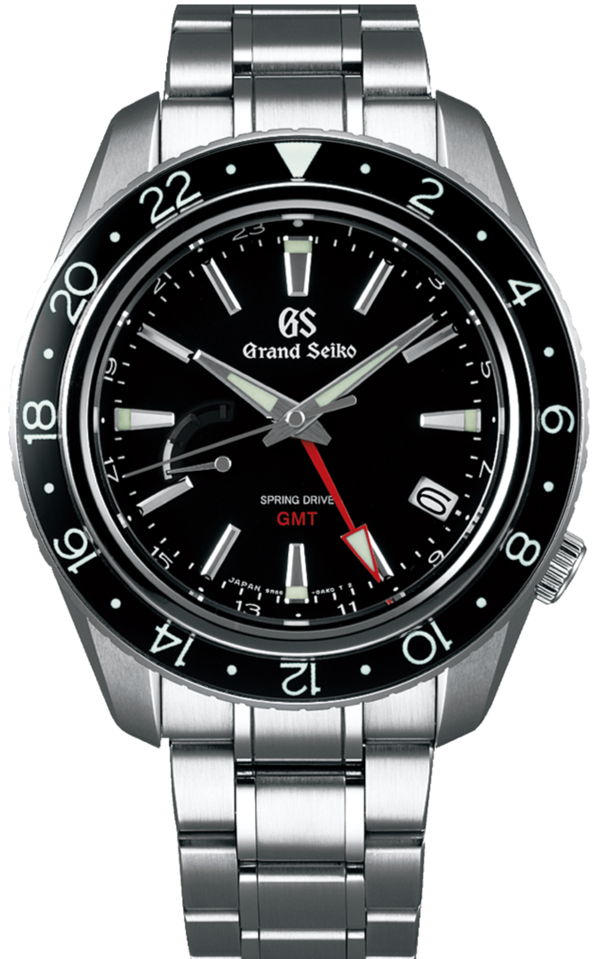 Grand Seiko Sport Collection Spring Drive GMT SBGE201 watchoutz.com