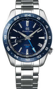 Grand Seiko Sport Collection Spring Drive GMT SBGE255 www.watchoutz.com